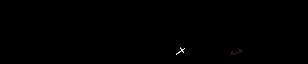 ハロウィンイラストのライン
