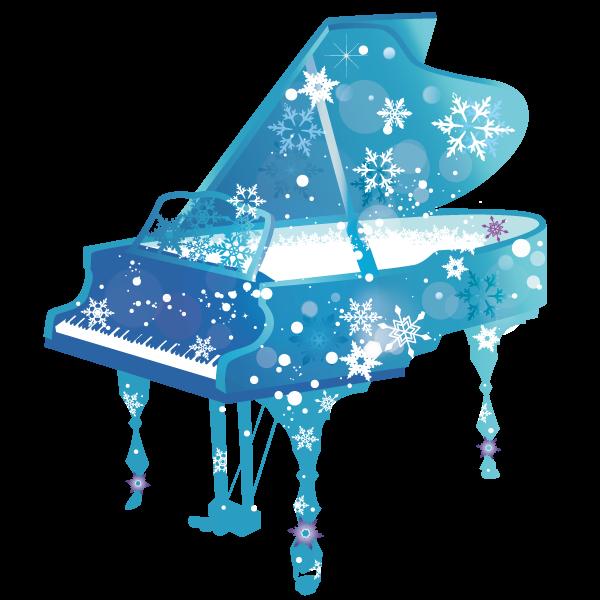 イラストピアノ