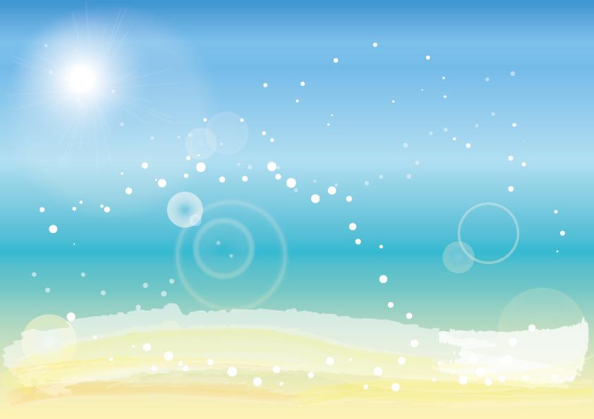 海 太陽 壁紙