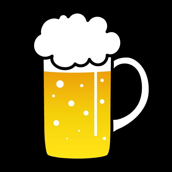 ビールジョッキイラスト